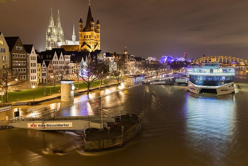 Altstadt, Cologne, Allemagne