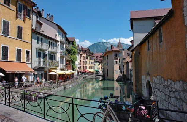 Dans quel quartier loger à Annecy ?
