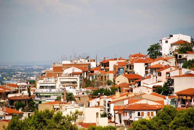 Ano Poli, Thessalonique