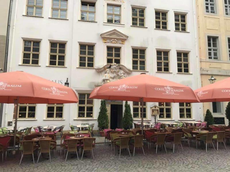 Arabischen Coffe Baum, Leipzig