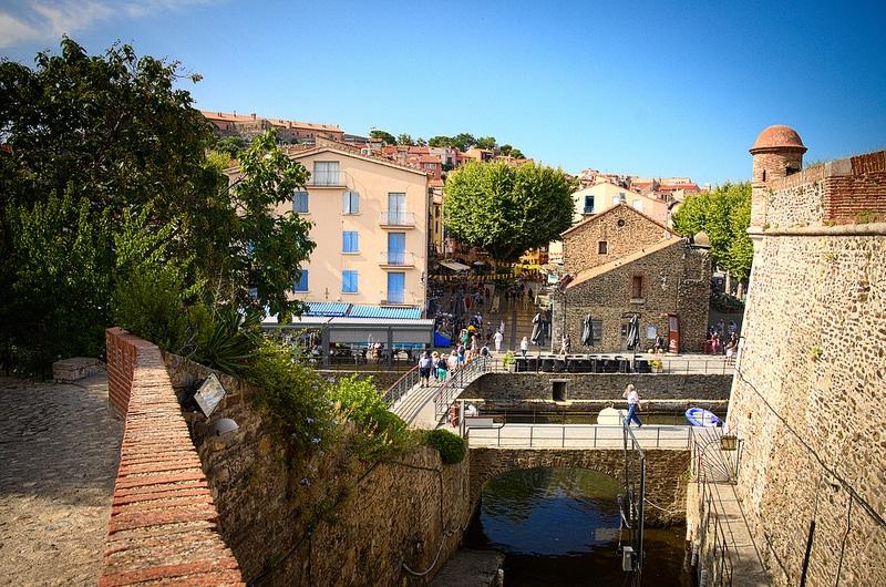 Argelès-sur-Mer, centre-ville