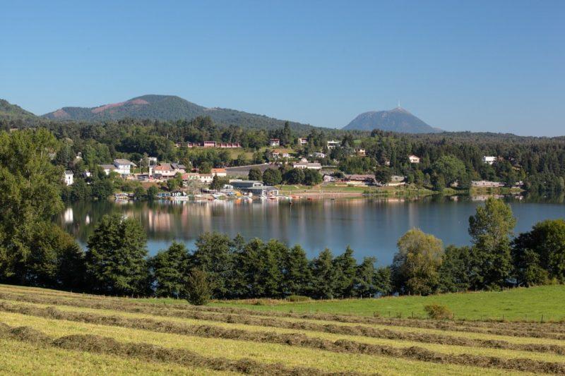 Lac d'Aydat, Auvergne