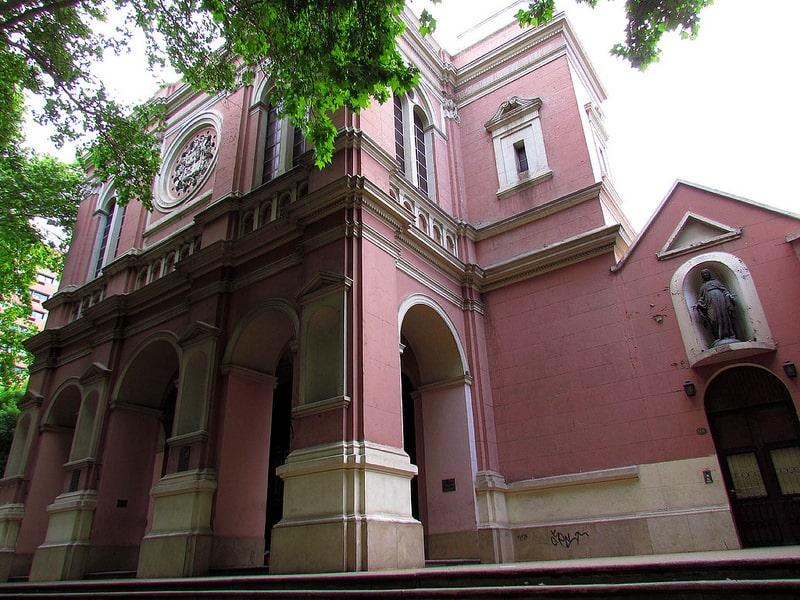 Basilique Saint-François, Centre historique, Mendoza