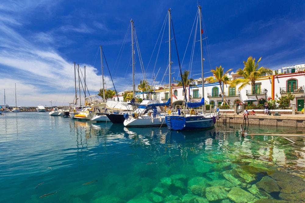 Une balade en bateau sur les îles Canaries