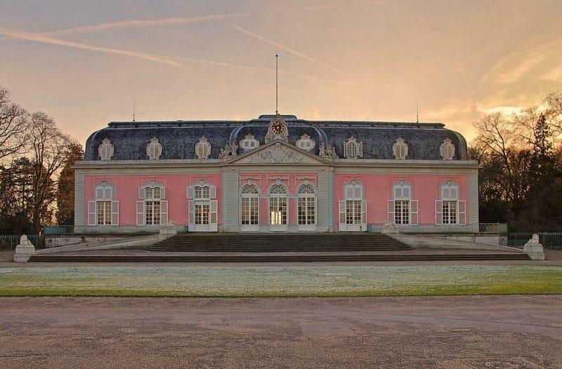 Château de Benrath, Düsseldorf