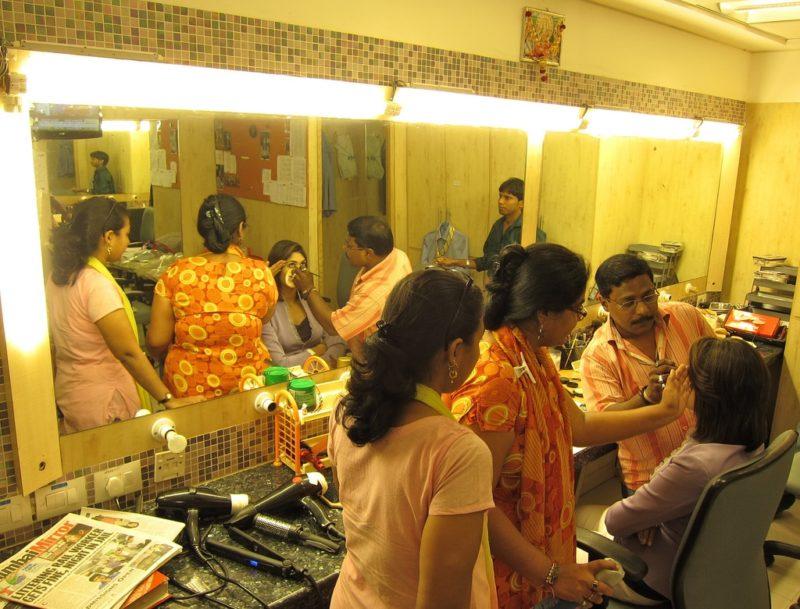 Bollywood studio, Mumbai, Bombay