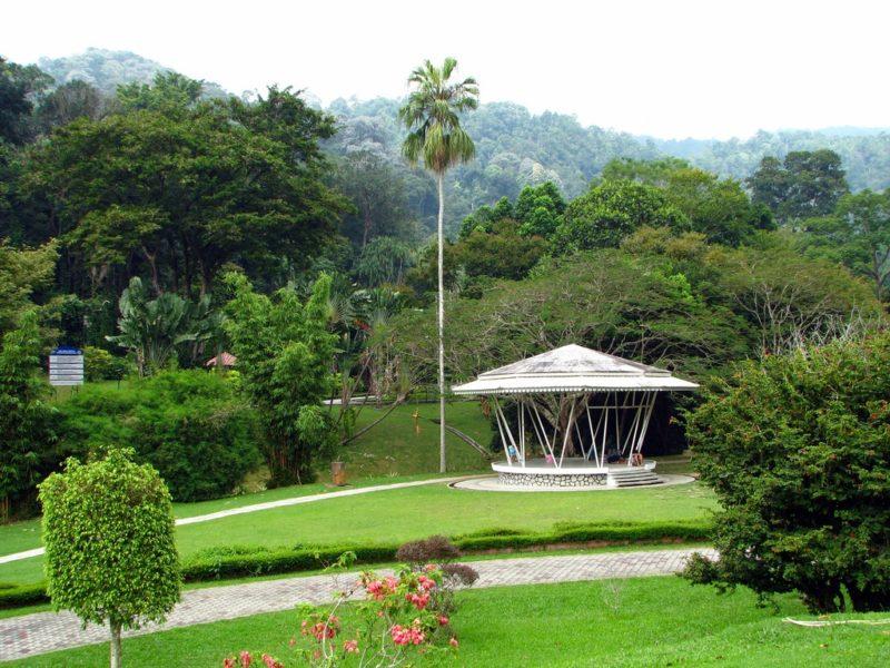 Jardins botaniques de Penang