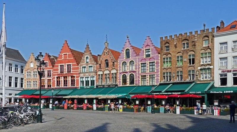 Markt, Grand Place, Bruges