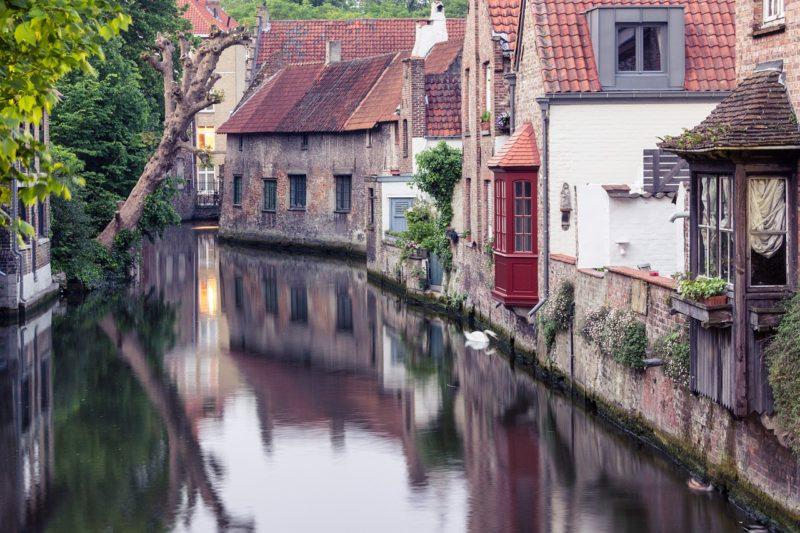 Quai Rosaire, Bruges