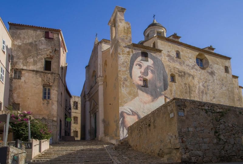 Calvi, centre historique