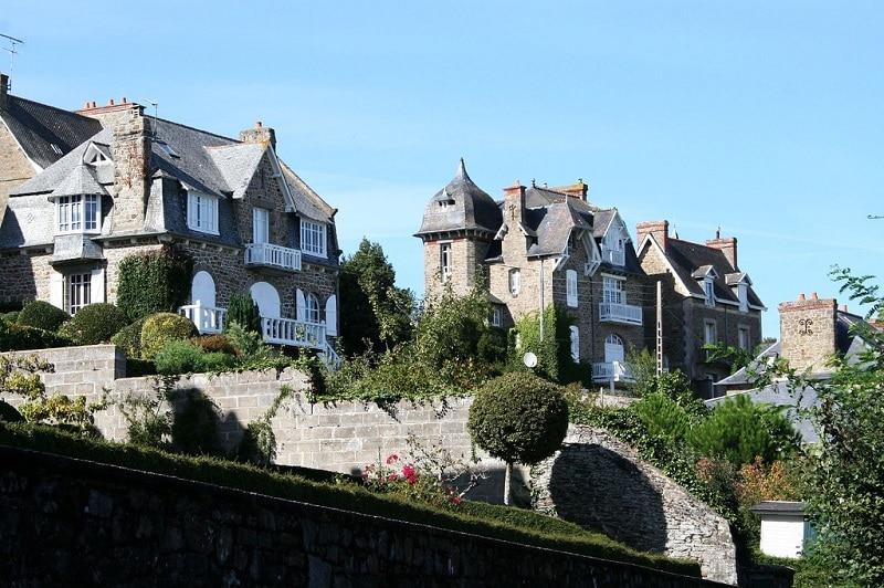 Cancale, loger près du Mont-Saint-Michel