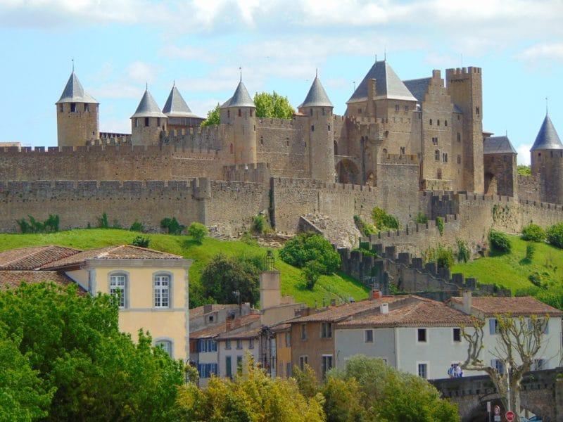 Cité de Carcassonne, Canal du Midi