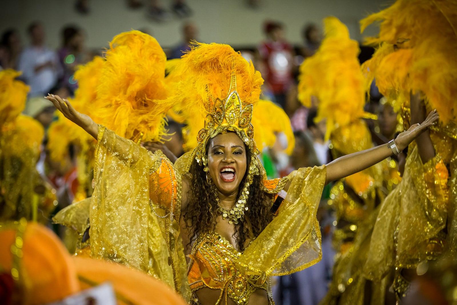 1 semaine au Carnaval de Rio 2019 dès 514€/p (Vols A/R + hôtel)