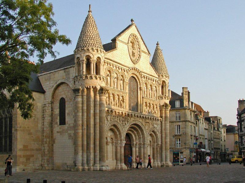 Église Notre-Dame-la-Grande, Poitiers