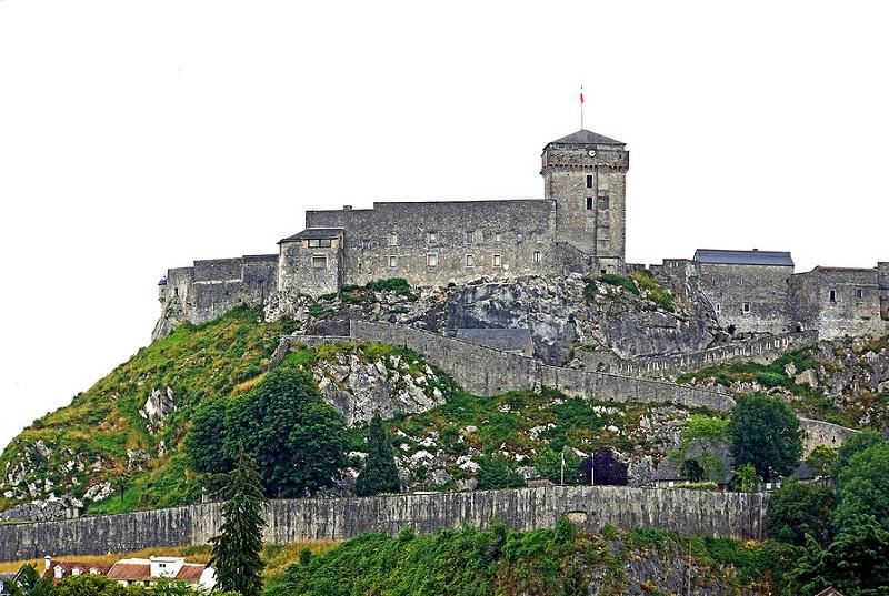 Château Fort, Lourdes