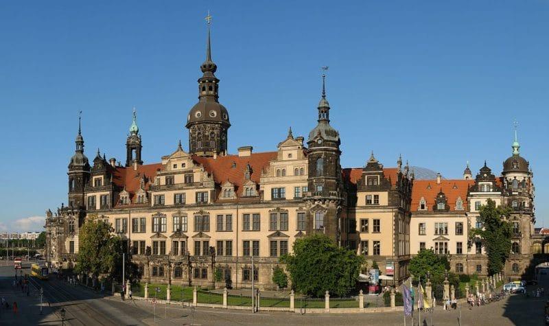 Château de la Résidence, Dresde
