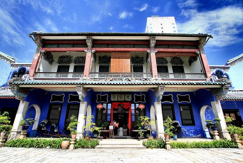 Manoir Cheong Fatt Tze, Penang