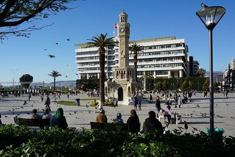 Tour de l'Horloge, Izmir