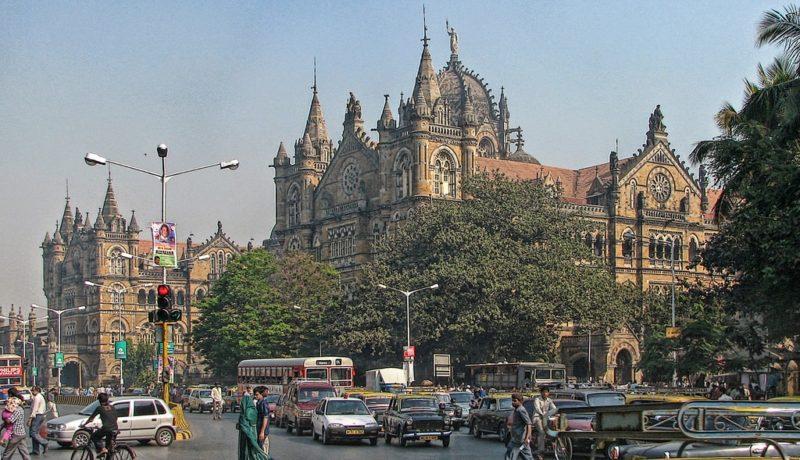 Colaba, centre-ville, Mumbai, Bombay