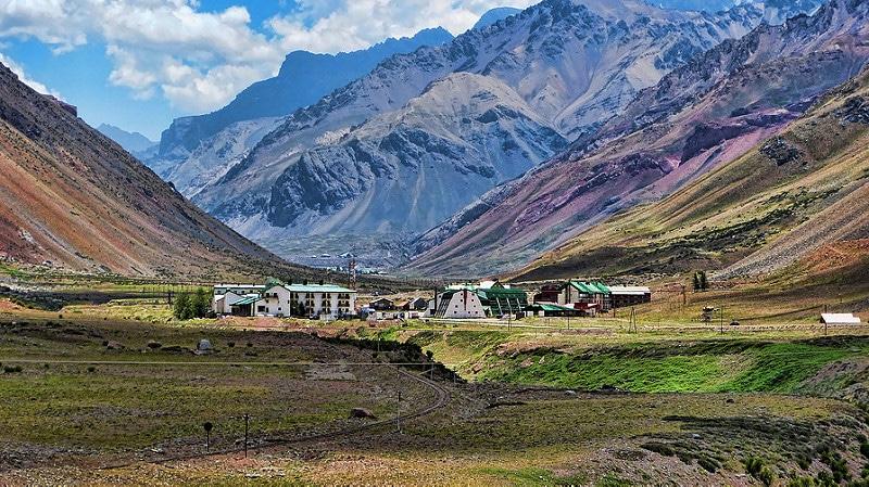 Cordillère des Andes, Mendoza