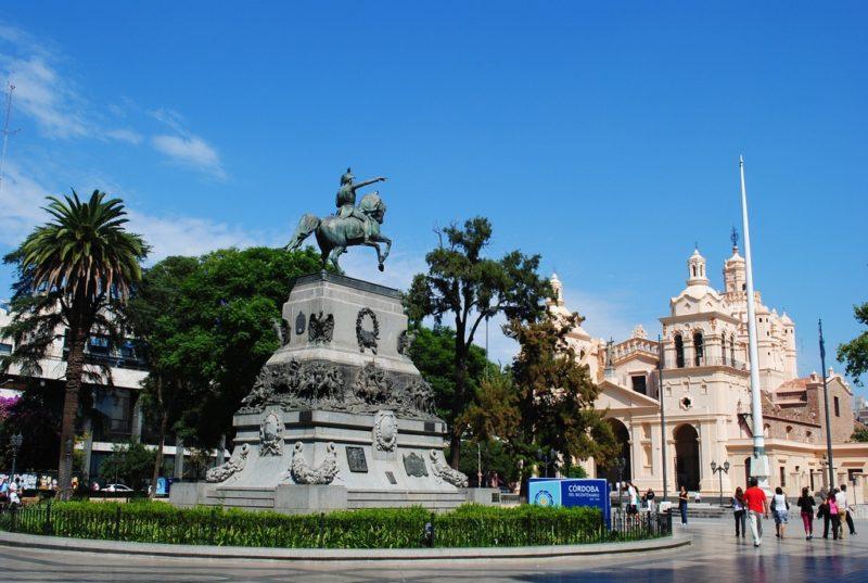 Plaza San Martin, Córdoba