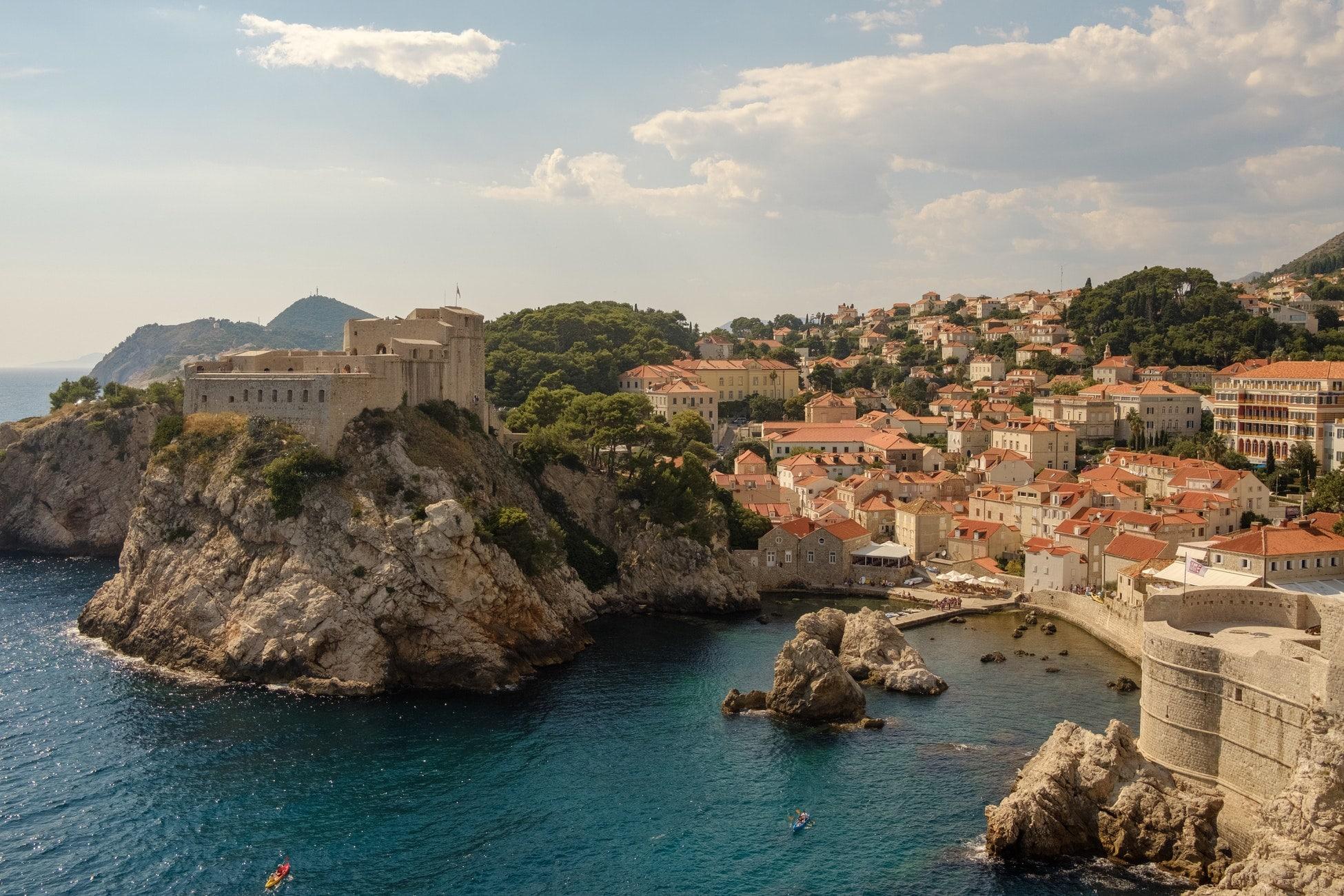 Vols A/R vers Dubrovnik en mai dès 46€/personne