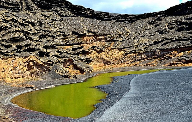 Réserve naturelle El Golfo, Lanzarote