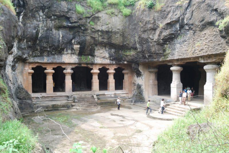 Grottes d'Elephanta, Mumbai, Bimbay