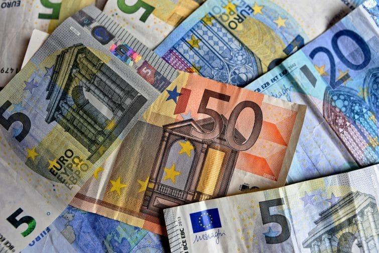 Euros, coût de la vie dans le monde