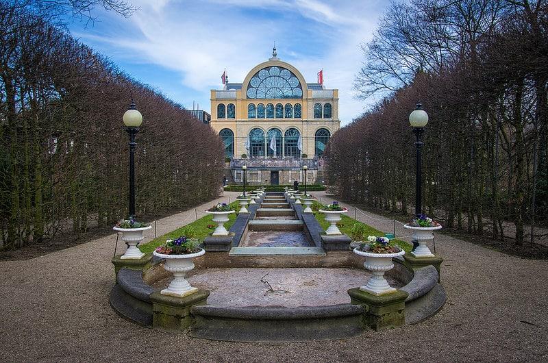 Jardin botanique Flora Köln, Nippes, Cologne