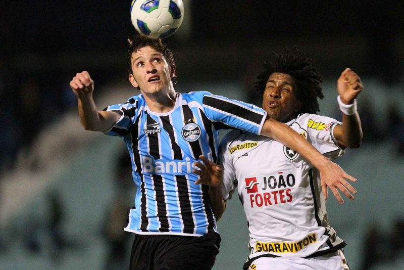 Match de foot des Grêmio, Stade Olympique, Porto Alegre