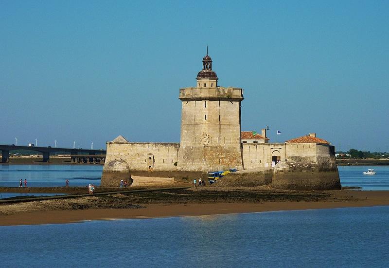 Fort Louvois, visiter l'Île d'Oléron