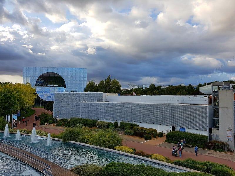 Parc du Futuroscope, Poitiers