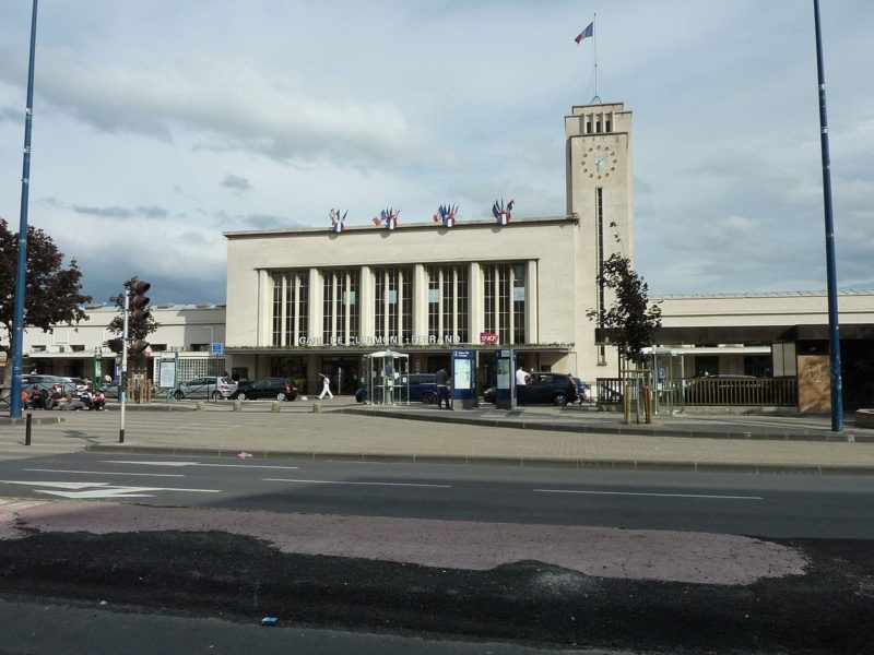 Gare de Clermont-Ferrand