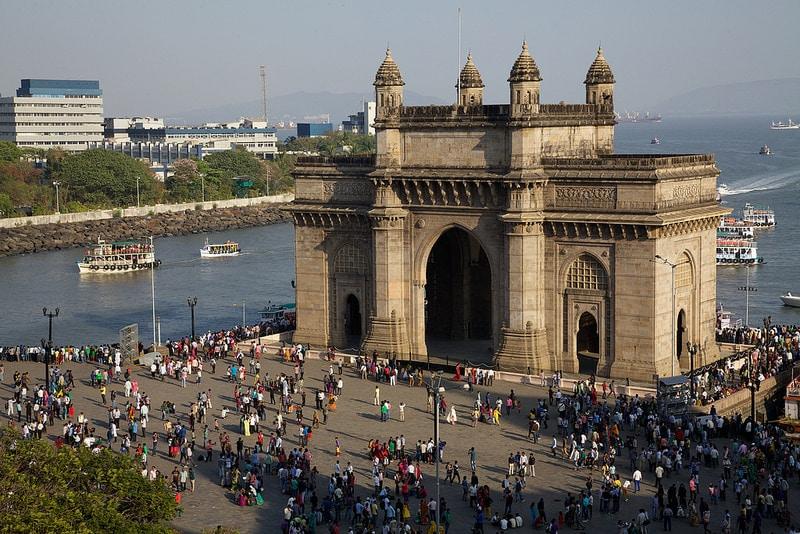 Porte de l'Inde, Mumbai, Bombay