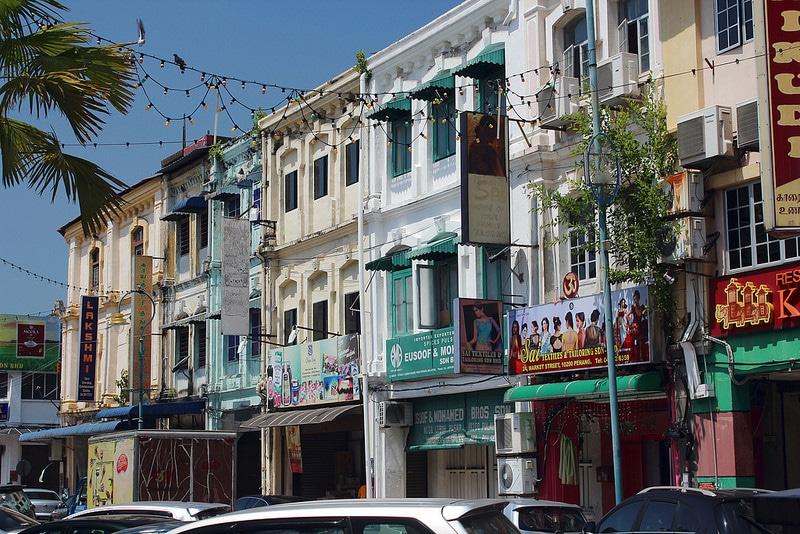 Georges Town, Penang