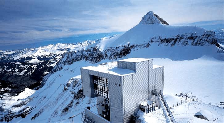 Glacier 3000, Lausanne, Suisse