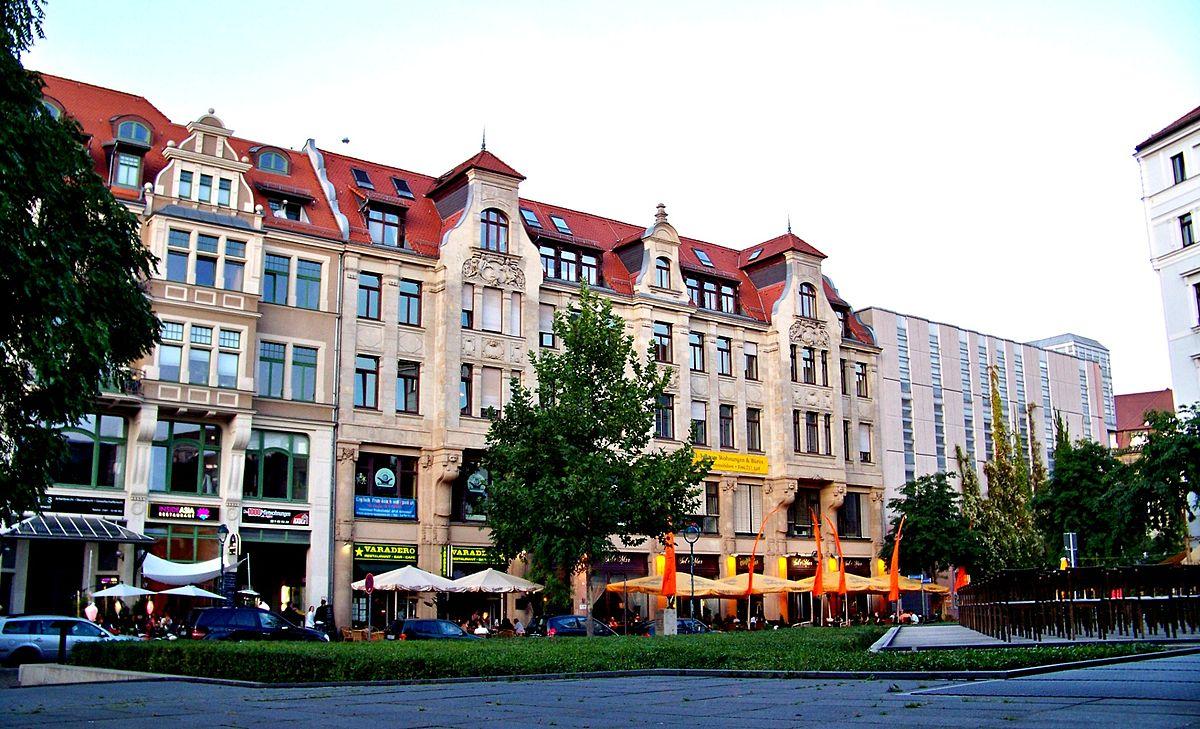 Gottschedstraße, Leipzig