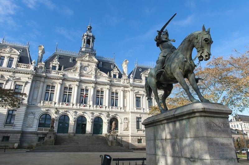 Hôtel de ville de Vannes