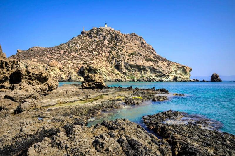 Îles Habibas, Oran