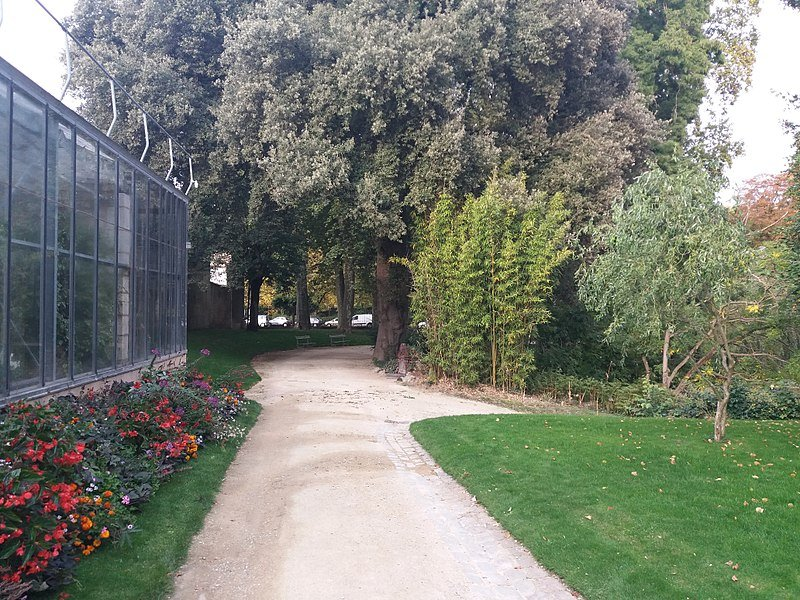 Jardin des Plantes, Trois-Quartiers, Poitiers