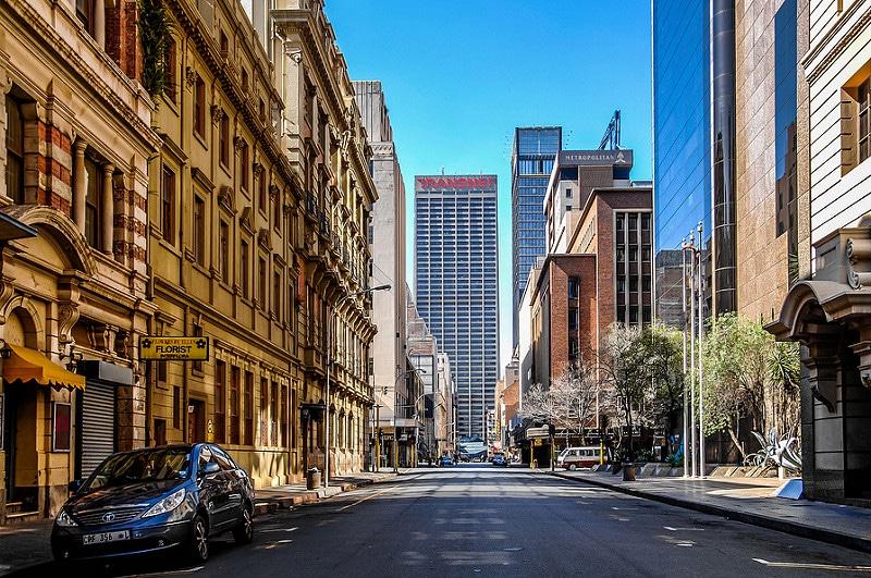 Centre-ville, Johannesburg