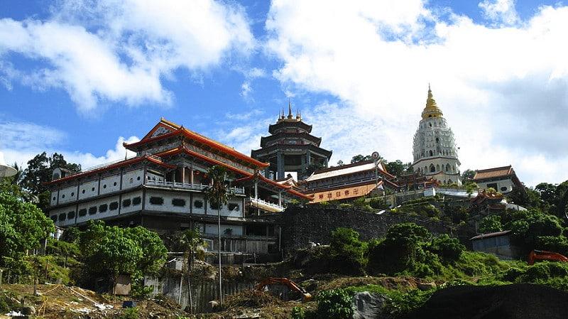 Temple Kek Lok Si, Penang