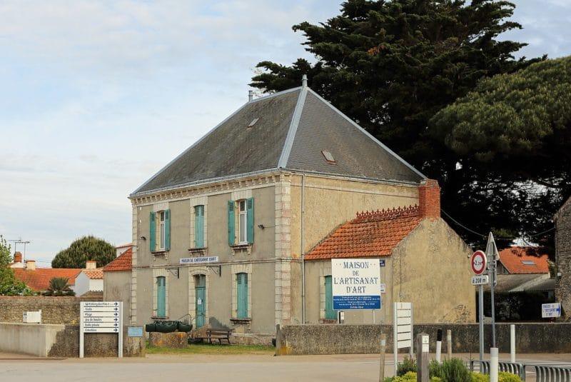 La Guérinière, Île de Noirmoutier