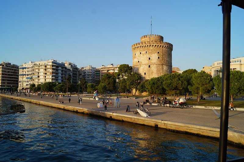 Ladadika, Thessalonique