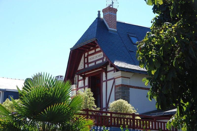 Villa Rose de Mer, Le Guézy, La Baule
