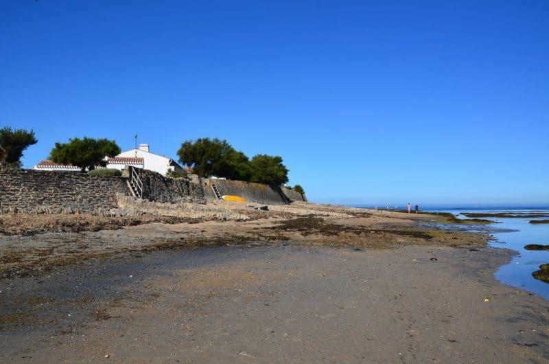 Plage du Vieil, Île de Noirmoutier