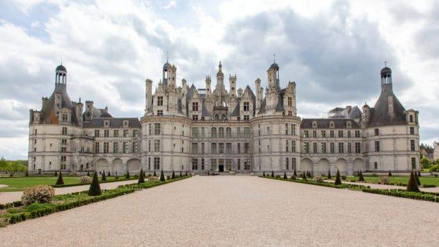 Où dormir le long des Châteaux de la Loire ?