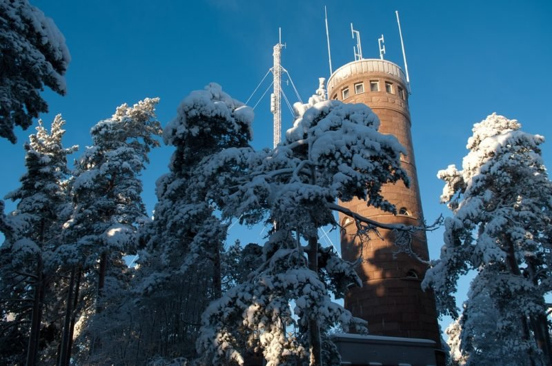 Tour d'observation de Pyynikki à Tampere