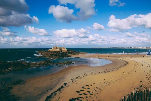 Dans quel quartier loger à Saint-Malo ?